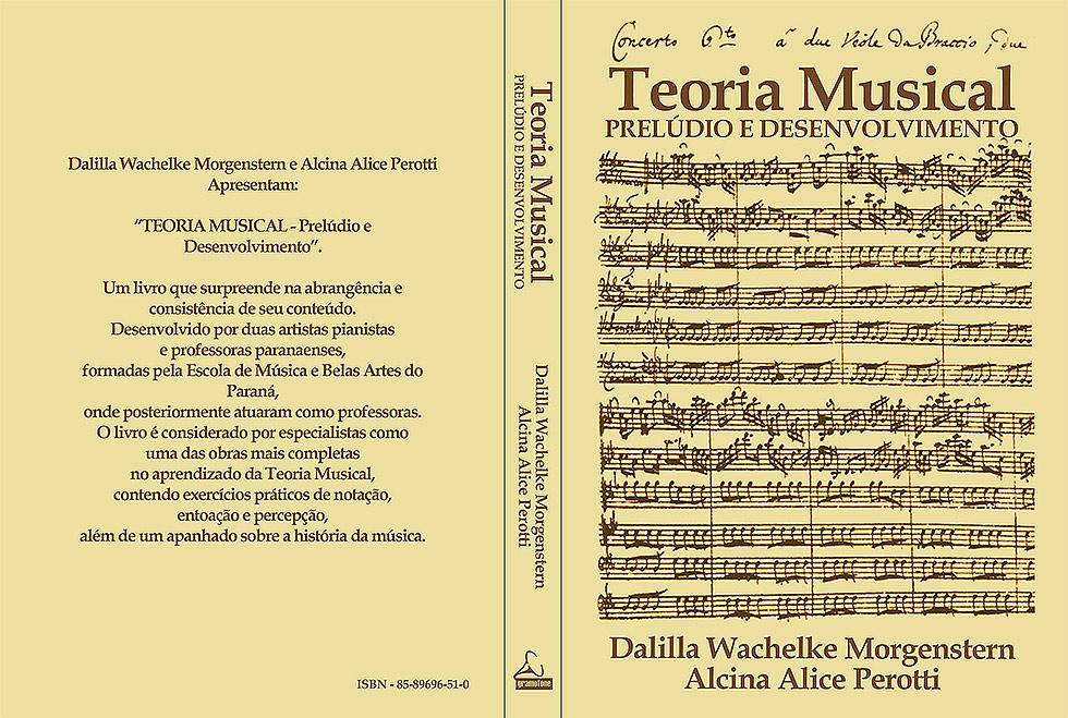 Dalilla Wachelke Morgenstern e Alcina Alice Perotti