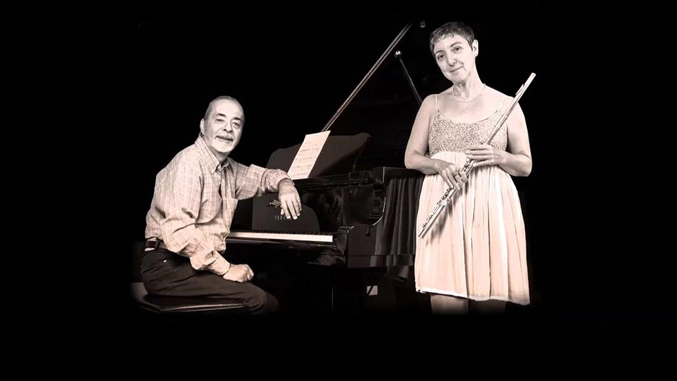 Zelia Branão e Gilson Peranzzetta